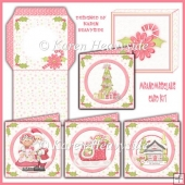MrandMrsClaus Card Kit