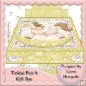 Tickled Pink Baby 4 Gift Box