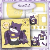 Catman both sides card