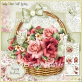 Flower Basket 39
