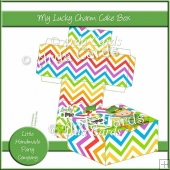 My Lucky Charm Cake Box