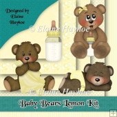 Baby Bears Lemon Kit