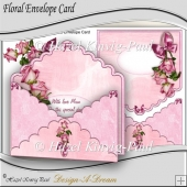 Floral Envelope Card