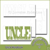Uncle Word book Template Personal Use