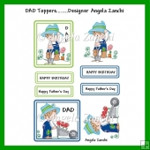 Dad Toppers