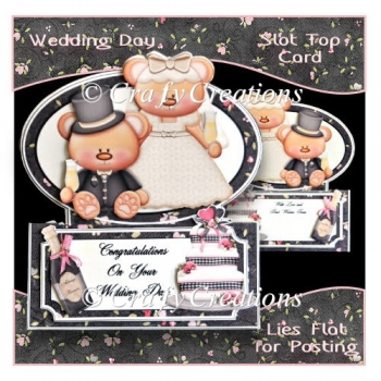 Wedding Day Slot Top Card