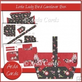 Little Lady Bird Cantilever Box