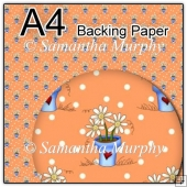 ref1_bp78 - Orange Daisy Flowers