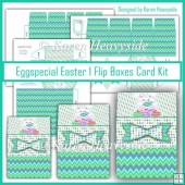 Eggspecial Easter 1 Flip Top Boxes Card Kit