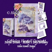 Purple Dream - Mother's Day/Birthday Card