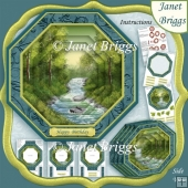 QUIET STREAM 3d 7.5 Octatunnel Kit