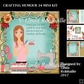 Crafting Humour 14 Mini Kit