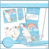 Magical Birthday Easel Card