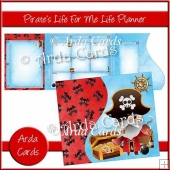 Pirate's Life For Me Life Planner