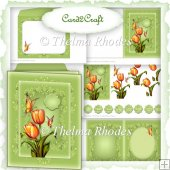 Tulip Card Set