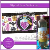 Mystical Large Bottle Wrap