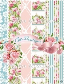 Cottage Chic La Petite Boutique Papers