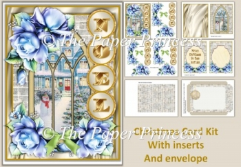 Christmas Noel Card with