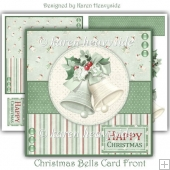 Christmas Bells Card Front