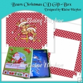 Bears Christmas CD Gift-Box