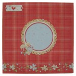 Together Forever Scalloped Plate Card Kit 2