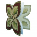 Spirit of the Season Quad Petal Shaped Fold Card Kit 2