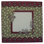 Spirit of the Season Quad Petal Shaped Fold Card Kit 4