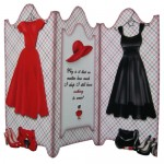 Fashion Dilemmas Screen Shaped Tri Fold Card Kit 1