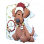 Yappy Christ-Woof! Shaped Fold Card Kit 2
