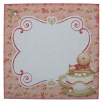 A Cup of Good Cheer Shaped Fold Card Kit 4