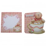 A Cup of Good Cheer Shaped Fold Card Kit 5
