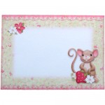 So Very Berry Special Assymetric Shaped Fold Card Kit 4