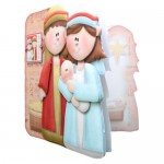 Christmas Blessings Shaped Fold Card Kit 2