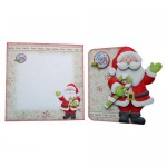Dear Santa Shaped Fold Card Kit 5