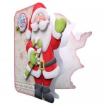 Dear Santa Shaped Fold Card Kit 2