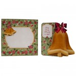 Christmas 3D Bell Shaped Card Kit 5