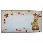 Reindeer Greetings Money Envelope Kit 1