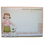 Perfect Companions Shaped Fold Card - envelope