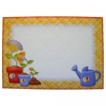 Everything Grows with Love Easel Card - envelope front