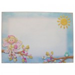 A Fairy in my Garden Over The Top Card - envelope front