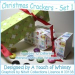 Christmas Crackers - Set 1