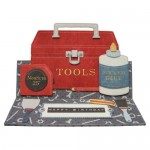 My Tool Kit Over the Top Easel Card - view 1
