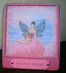 Pink Fairy Pyramage Example