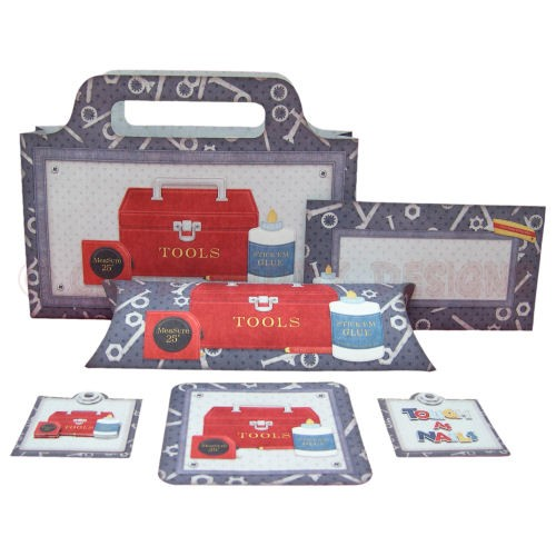 My Tool Kit Gift Set - complete set