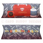 My Tool Kit Gift Set - pillow box front & back