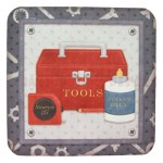 My Tool Kit Gift Set - coaster