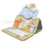 Birthday Elephant Over The Top Easel Card - view 2