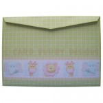 Stuffed with Love Over The Top Easel Card - envelope back