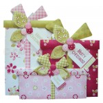 Christmas Gifts Shaped Fold Card - view 1