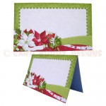 Christmas Bells Place Setting Set - place card